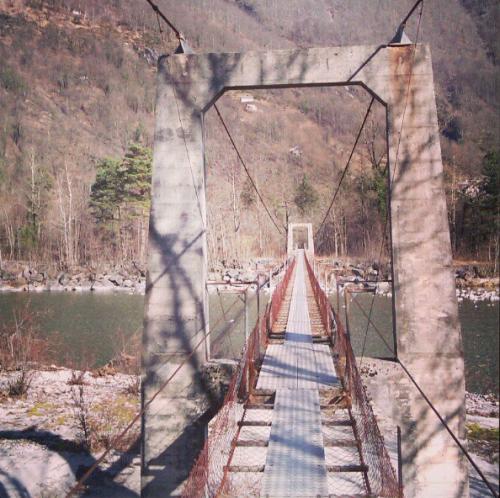 pont suspendu