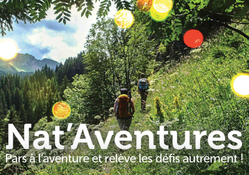 nat'aventures camp nature cnv